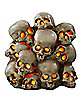 1.4 Ft Fogging Skull Pile - Decorations