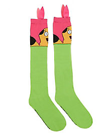 Louise Knee High Socks - Bob's Burgers