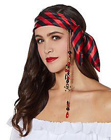 Charmed Pirate Headscarf