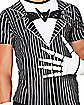 Jack Skellington Bow Tie T Shirt - The Nightmare Before Christmas