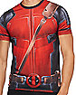 Sublimated Deadpool T Shirt - Marvel
