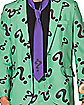 Adult Riddler Costume Suit - DC Comics