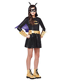 Kids Batgirl Dress Costume - DC Comics