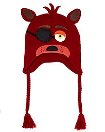 Foxy Laplander Hat - Five Nights at Freddy's
