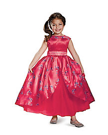 Kids Elena Ball Gown Costume - Elena of Avalor
