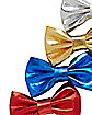 Metallic Bows - 4pk