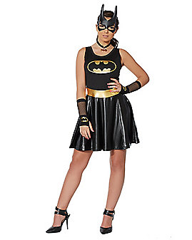 Adult Batman Dress - DC Comics