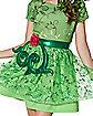 Kids Poison Ivy Costume - DC Girls