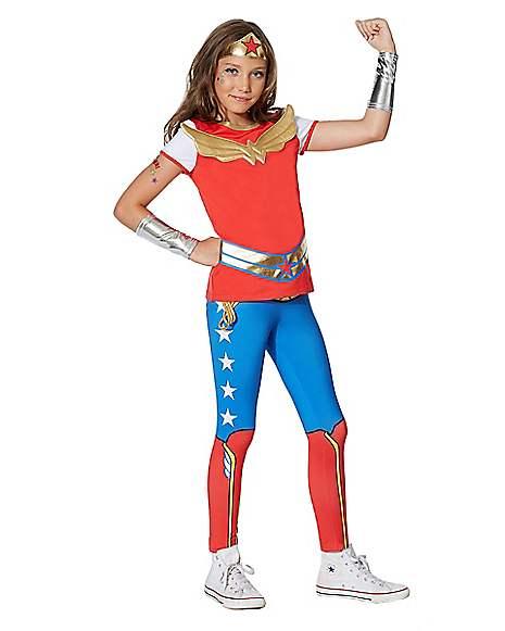 Wonder woman dress up-4809