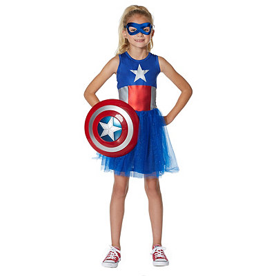 Captain America Tutu Dress - Marvel