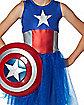 Kids Captain America Tutu Dress - Marvel