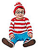 Baby Waldo One Piece - Where's Waldo