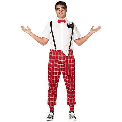 Vintage Men's Costumes – 1920s, 1930s, 1940s, 1950s, 1960s Adult Hipster Nerd Costume $39.99 AT vintagedancer.com