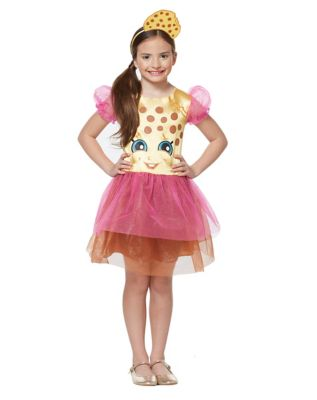 Kids Kookie Cookie Costume - Shopkins