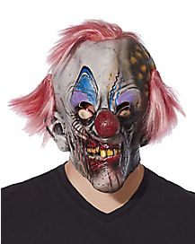 Crispy Zombie Clown Mask