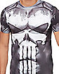 Sublimated Punisher T Shirt - Marvel
