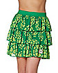 Adult Turtle Skirt - Teenage Mutant Ninja Turtle