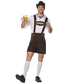 Adult Bavarian Costume