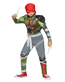 Kids TMNT Raphael Costume Deluxe – Out Of The Shadows