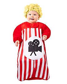 Baby Popcorn Bunting Costume