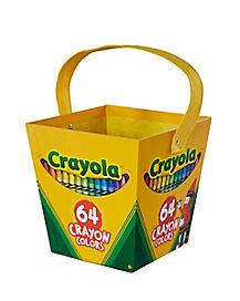 Crayon Box Treat Bucket - Crayola