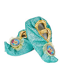 Toddler Shine Slippers Deluxe - Shimmer and Shine