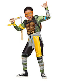 Kids TMNT Michelangelo Costume Deluxe – Out Of The Shadows