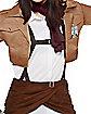 Adult Mikasa Ackerman Costume - Attack on Titan ...
