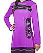 Tween Vivid Violet Purple Crayon Costume - Crayola