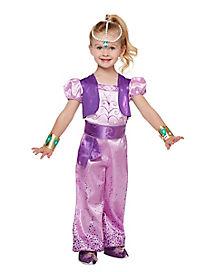 Toddler Shimmer Costume - Shimmer and Shine