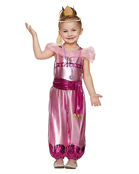 Toddler Leah Costume Shimmer And Shine