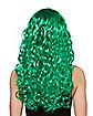 Shamrock Green Crayon Wig - Crayola