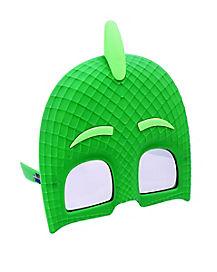 Kids Gekko Sun Stache - PJ Masks