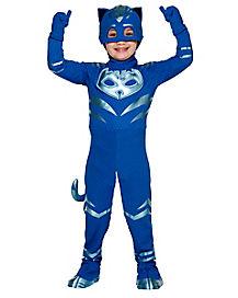Pj Masks Halloween Costume.Pj Mask Costumes For Adults Kids Spirit Halloween