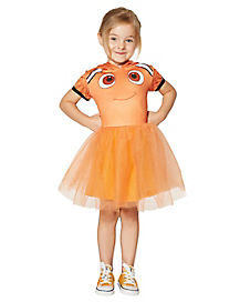 Kids Nemo Dress - Finding Dory