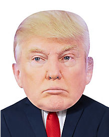 Tax Evasion Trump Mask
