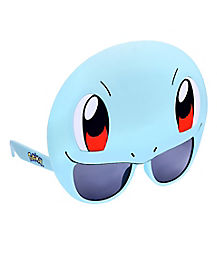 Squirtle Sunstache - Pokemon