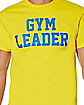 Yellow Gym Leader T Shirt