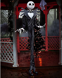 6 ft jack skellington animatronics decorations the nightmare before christmas - Nightmare Before Christmas Halloween Decorations For Sale