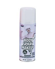 White Body Spray Paint