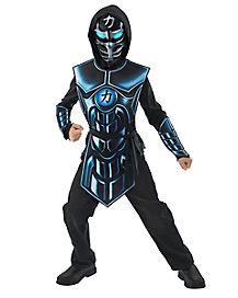 Kids Extreme Robot Ninja Costume
