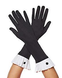 Tuxedo Gloves