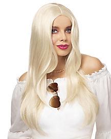 Glamorous Blonde Wig