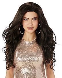 Brunette Fashion Wig