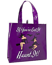 Haunt It Shopper Tote