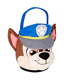 Chase Treat Bucket - PAW Patrol
