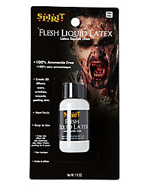 Ammonia Free Flesh Liquid Latex