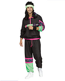 Adult Track Suit Costume
