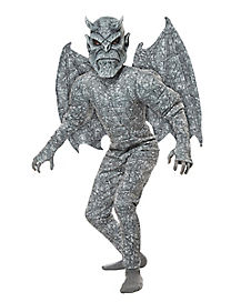 Kids Ghastly Gargoyle One Piece Costume