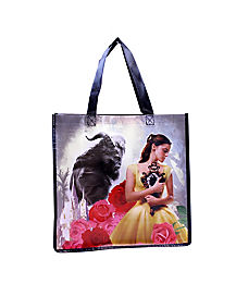 Beauty and the Beast Tote Bag - Beauty and the Beast Movie